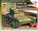 1-100-Soviet-T-26-Flamethrower-Tank