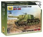 1-100-Siviet-assault-gun-ISU-152
