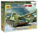 1-100-Self-Propeled-Gun-Su-100