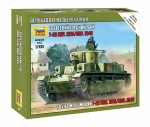 1-100-T-28-Soviet-Tank-Early