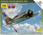 1-144-I-16-Soviet-Fighter