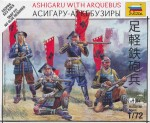 1-72-Ashigaru-with-Arquebus