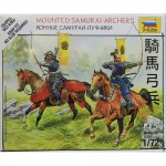 1-72-Mounted-samuai-archers