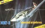 1-72-Mikoyan-MiG-3-Soviet-WW2-fighter