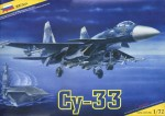 1-72-Sukhoi-Su-33-modern-Russian-Navy-carrier-fighter