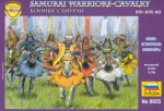 1-72-Samurai-Warriors-Cavalry