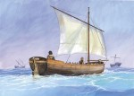 1-72-Medieval-Life-Boat