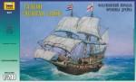 1-200-Galleon-Golden-Hind