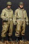 RARE-1-35-WW2-US-AFV-Crew-Set