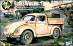 1-72-Volkswagen-German-car-4x4-type-825