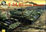 1-72-T-34-85-Soviet-WWII-repair-retriever