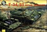 1-72-T-34-85-Soviet-WWII-repair-retriever