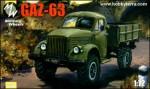 1-72-Gaz-63-Soviet-truck