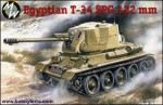 1-72-T-34-D-30-Egyptian-122mm-self-propelled-gun