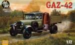 1-72-GAZ-42-Soviet-truck