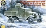 1-72-GAZ-AA-armored-truck-with-Maxim-AA-gun