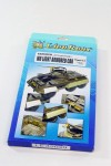 RARE-1-35-US-M8-Light-Armored-Car-5PCS-SALE