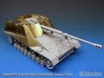RARE-1-35-Armor-Plate-for-Nashorn-Hornisse-SPG-for-Dragon