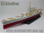 RARE-1-700-WWII-U-S-Navy-Battleship-BB-55-North-Carolina-Detail-Set-SALE