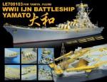 RARE-1-700-WWII-IJN-BATTLESHIP-YAMATO-FOR-TAMIYA-FUJIMI