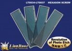 RARE-0-9mm-Hexagon-Screws-SALE