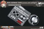 1-35-GERMAN-TANK-Lenses-and-taillights