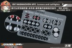 1-35-IDF-NAGMACHON-APC-Lenses-and-taillights-For-TIGER-MODEL-4616