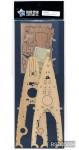1-350-DKM-Bismarck-Wood-Deck-For-REVELL-05040