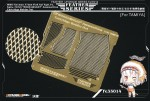 1-35-37mm-Flak-Auf-Fgst-Pz-Kpfw-IVSf-MOBELWAGEN-Ammunition-Cartridge-Holder-Net-