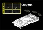 1-16-German-Tiger-I-grills-For-TAMIYA