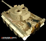 1-35-Tiger-I-Initial-Production-Africa-Troop-for-Tamiya-35227
