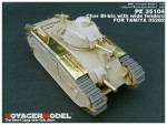 1-35-Char-BI-bis-with-wide-fenders-for-TAMIYA35282