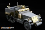 1-35-WWII-M2-half-track-For-DRAGON-6329