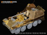1-35-WWII-German-Marder-III-Ausf-M-Initial-Production-Upper-Hull-For-DRAGON-6464