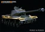 1-35-WWII-Russian-JS-2-tank-Basic-For-TAMIYA-35289