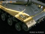 1-35-WWII-Russian-JS-2-Heavy-tank-Fenders-For-TAMIYA-35289