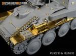 1-35-WWII-German-Flakpanzer-38t-Gepard-Fenders-For-DRAGON-6469