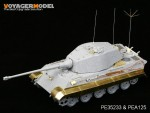1-35-WWII-German-King-Tiger-Hensehel-Turret-For-DRAGON-Kit