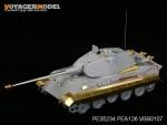 1-35-WWII-German-King-Tiger-Porsche-Turret-For-DRAGON-Kit