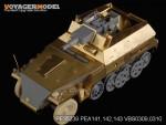 1-35-WWII-German-Sd-Kfz-250-8-Stummel-For-DRAGON-6425