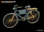 1-35-WWII-German-Bicycle-For-TAMIYA-35240