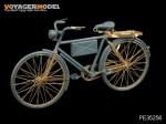 1-35-WWII-German-Bicycle-For-TAMIYA-35240