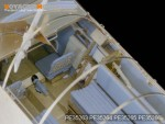 1-35-WWII-German-Sd-Kfz-251-Ausf-D-Floor-For-DRAGON-Kit