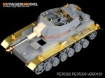 1-35-WWII-German-Pz-Sfl-Ivb-10-5cm-le-FH-18-1-Fenders-For-DRAGON-6475