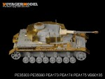 1-35-WWII-German-Sd-Kfz-7-1-Part-3-HULL-For-DRAGON-6525
