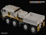 1-35-Modern-Russian-KZKT-537L-Tractor-For-TRUMPETER-01005