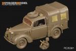 1-35-WWII-British-light-utility-car-10HPFor-TAMIYA-35308