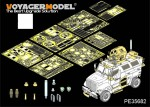 1-35-Modern-US-4X4-MRAP-MaxxPro-Armoered-Fighting-Vehicleatenna-base-include-For-KINETIC-K61011