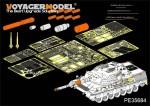 1-35-Modern-German-Leopard1A5-MBT-Gun-barrel-smoke-discharger-and-65292atenna-base-include-For-TAKOM-2004