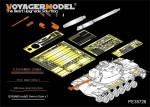 1-35-Modern-US-M48A3Basic-Gun-barrel-and-12289-Machine-Gun-Include-For-DROGON-3546
